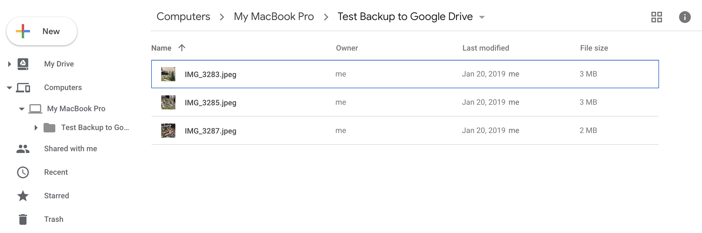 How Google Drive works with external disks :: Ilya Bezdelev